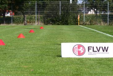 FLVW beendet Fußballsaison 20/21 ohne Wertung!
