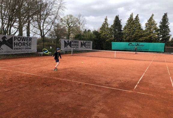 Saisonstart der Tennisabteilung