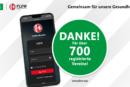 TuS Altenberge nutzt die FLVW App zur Kontaktverfolgung