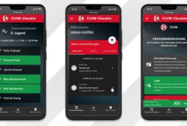 Hilfe zur Nutzung der FLVW App
