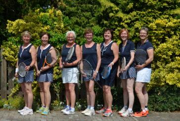 Damen 60 des TuS Altenberge aus Westfalenliga abgestiegen