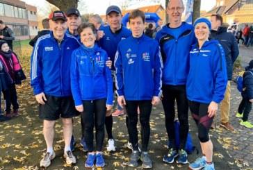 Abschluß der Laufserie Nord-Münsterland in Rheine-Mesum