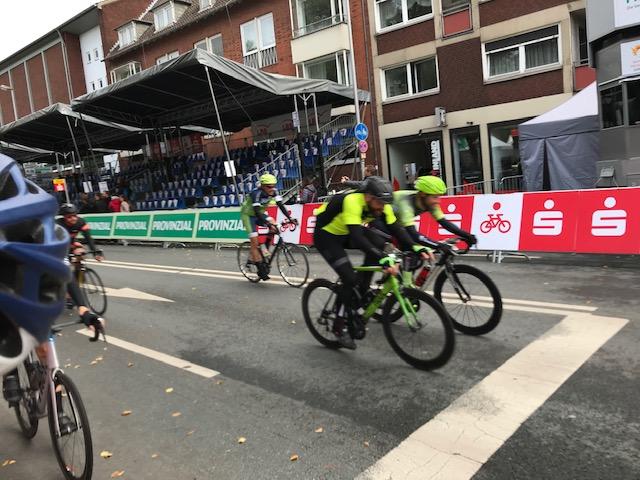 9 RTA-Rennradler beim 11. Sparkassen Münsterland Giro erfolgreich