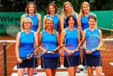 40er Damen 3. Mannschaft hatten viel Spass in der Saison 2019